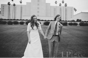 Los Angeles temple wedding kevin and caitlin EPlove 08
